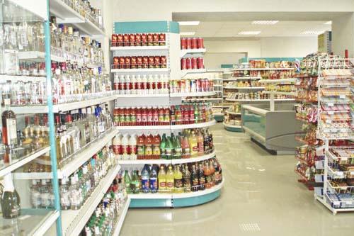 Торговые стеллажи: большие возможности для маленького магазина