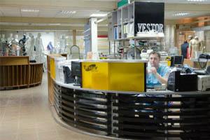 Компания «ВЕСТОР» - с 1994 года на рынке торгового оборудования.