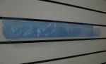 F373 Полка для печатной продукции акриловая прозрачная
