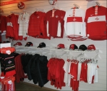 Магазин спортивной одежды и аксессуаров