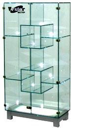 Стеклянная мебель Кристалл