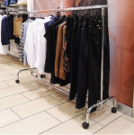 Напольные вешалки для одежды