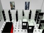 Проект магазина с использованием витрин «Наполеон»