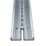 ALS001 Лента с одиночной перфорацией В24 м алюминиевая