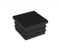 TP250 Заглушка пластиковая черная