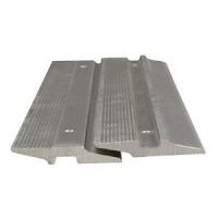 ALS012 Крепление панели к стене Д400 мм алюминиевое пара