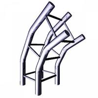 Соединитель 4-х труб 120 градусов