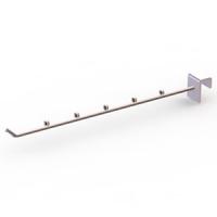 406 B6 Кронштейн прямой на прямоугольную трубу