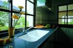 Столешница из искуственного камня для кухни
