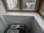 Подоконник балкона из искусственного камня