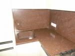 Кухонная столешница и мойка из искусственного камня