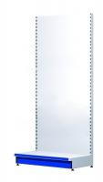 База пристенного стеллажа без полок