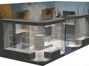 Имиджевое торгово-выставочное оборудование