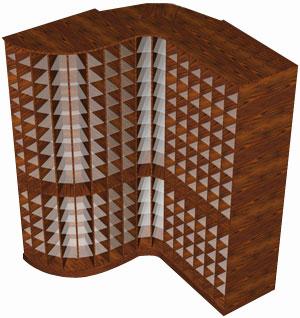 Изготовление торговой мебели и витрин